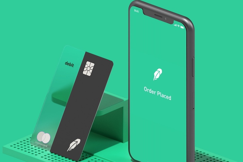 It looks just like a credit card, but you won't have to pay interest on purchases since you aren't. Robinhood Raises 1 Billion From Investors To Help With Emergency Covers