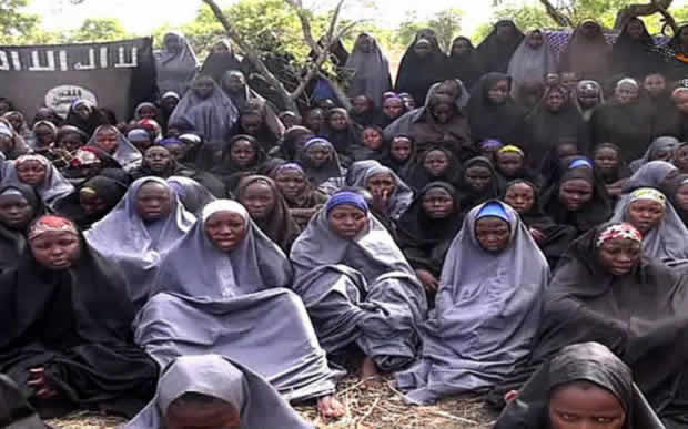Your silence is killing us, and it has been broken. Buhari is informed by a Chibok teen.