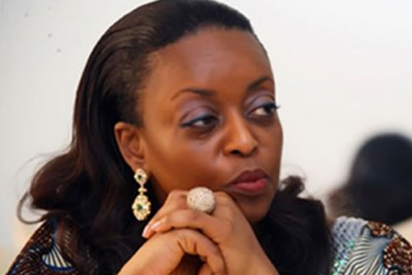 Image result for Diezani In Trouble? Interpol Issues Warrant For Her Arrest