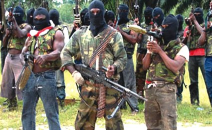 Image result for Gunmen kill five in Benue