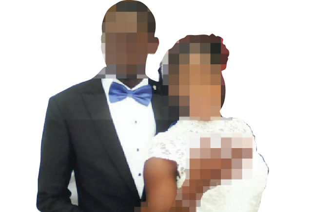 Image result for Nigerian Bride Finds Out She Is HIV Positive, One Week To Wedding  HEART BREAKING! HOW BEAUTIFUL NIGERIAN BRIDE FINDS OUT SHE IS HIV POSITIVE, ONE WEEK TO WEDDING The couple