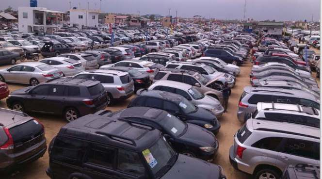 Image result for Revenue from car importation drops by 20% - NPA