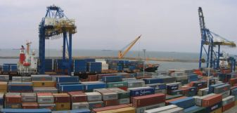 Image result for FG set to open fresh bid for Lagos container terminal