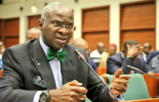 Image result for We promised change but not in four years'' - Fashola says