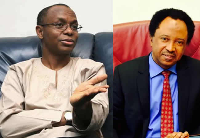 Image result for El-Rufai planning to implicate me in murder case - Shehu Sani