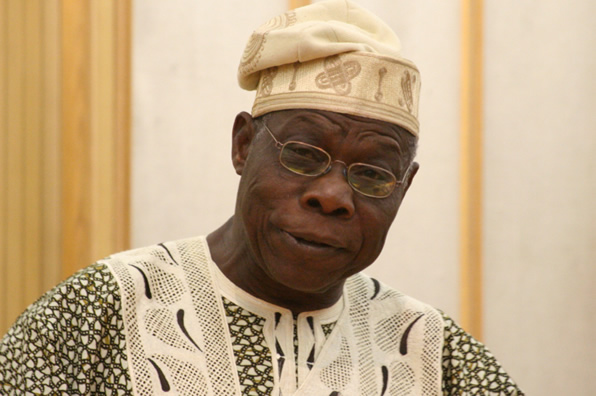 Image result for 'At 82, you should stop talking too much' – Alake of Egbaland tells Obasanjo
