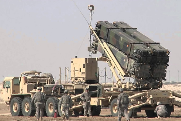 Poland buys US Patriot anti-missile system for $4.8bn ...