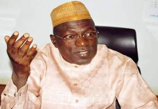 Image result for APC, party of drowning men – Makarfi