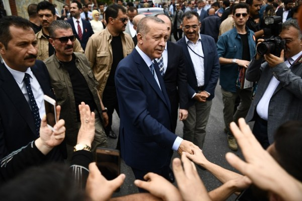 Erdogan declared winner of Turkey presidential polls ...