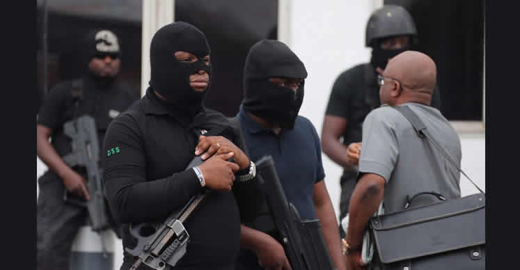 Image result for NASS invasion: Rights group places N3.5m bounty on principal actors behind siege