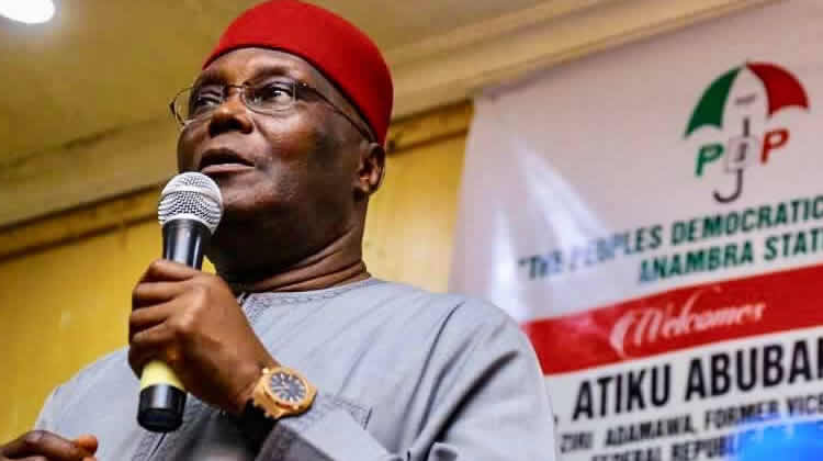 Image result for APC attacks Atiku over promise to reduce fuel price
