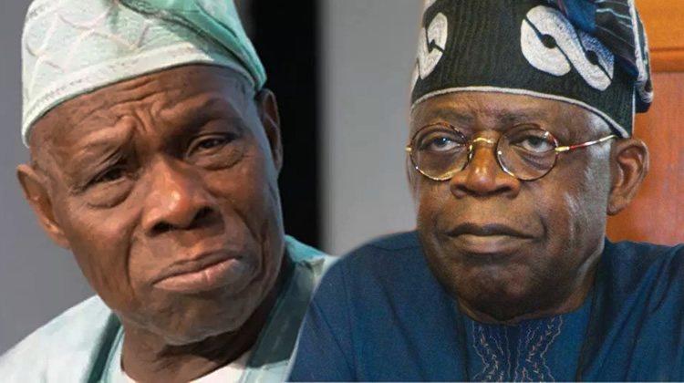 Image result for It's time to take vengeance on Obasanjo – Tinubu tells Yorubas