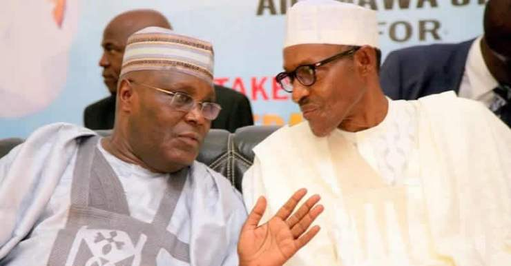 Image result for Atiku'll shock Buhari in South-West, boasts PDP  PDP Reveals What They Would Do In The South West, That Can be a SCHOCK For Buhari Atiku and Buhari