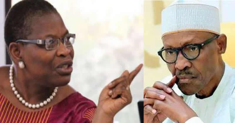 Image result for Buhari Ezekwesili