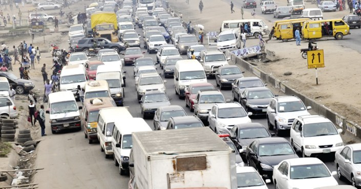 Image result for Lagos-Ibadan Expressway