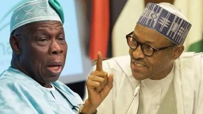 Buhari should wake up, fight banditry in his backyard –Obasanjo