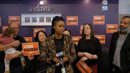 Image result for Nigerian-born Uzoma Asagwara elected into Canadian parliament
