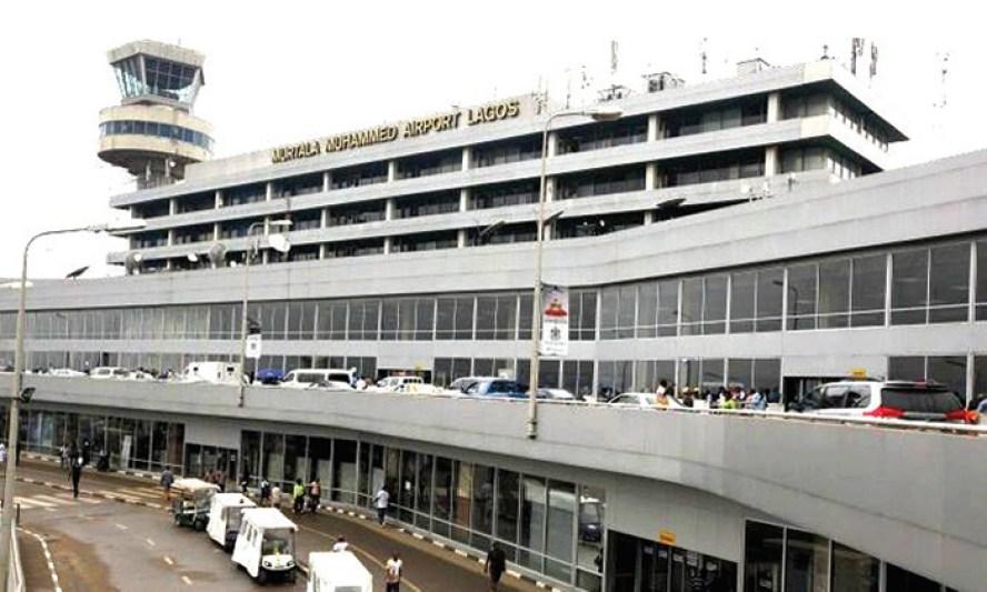 Murtala Muhammad International Airport, Lagos