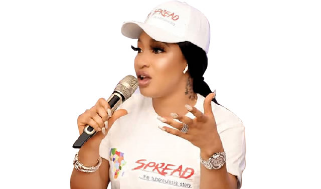 You don't have to leave Nigeria to succeed, Tonto Dikeh advises young girls
