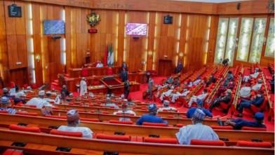 FILE: Floor of the senate