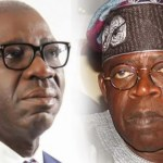 Edo 2020: Obaseki doesn't deserve your votes, reject him, Tinubu begs voters