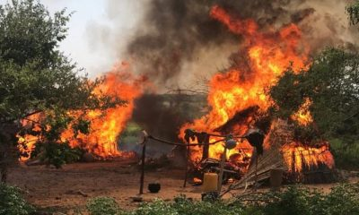 Many injured as soldiers attack bandits camp in Benue