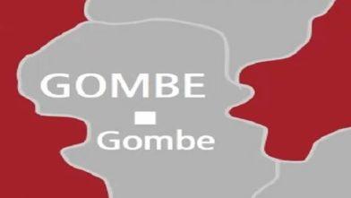 Gombe map