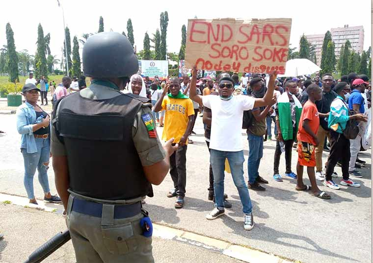 #EndSARS: FCTA bans Endsars protests in Abuja