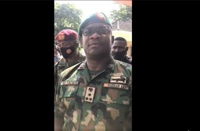 Lekki Tollgate Shooting: Drama as Lagos probe panel visits military mortuary