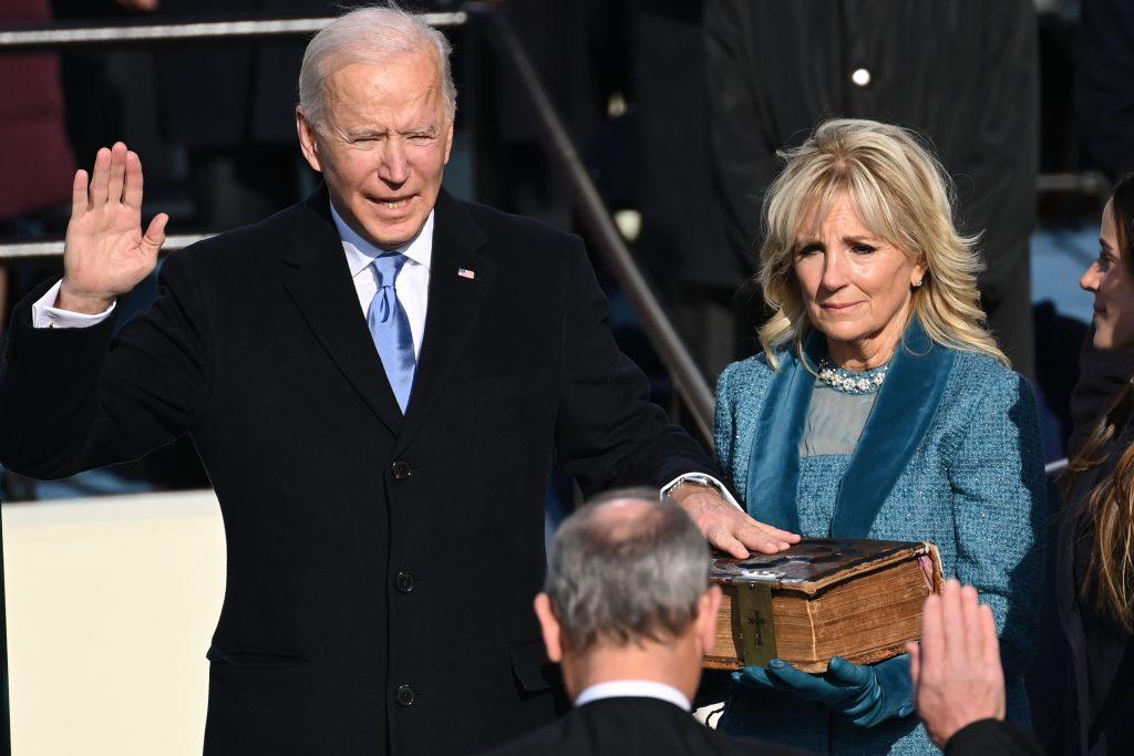 UPDATED: Joe Biden sworn-in as 46th United States of America president