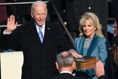 UPDATED: Joe Biden sworn-in as 46th United States of America president