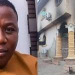 Sunday igboho vs Fulani herdsmen: My burnt property is worth N50m, says Sunday Igboho