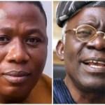 Sunday Igboho vs Fulani herdsmen: Igboho has no right to issue eviction notice to herdsmen – Falana