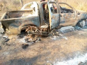 Amotekun combs the Ondo forest, charging four for burning an operational vehicle – Punch Newspapers