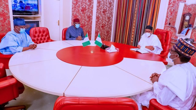Insecurity: The loss of Attahiru and other officers has exacerbated our problems, according to Buhari.