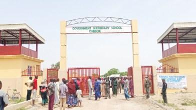 The Government Secondary School, Chibok