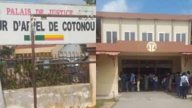 Cotonou court of appeal