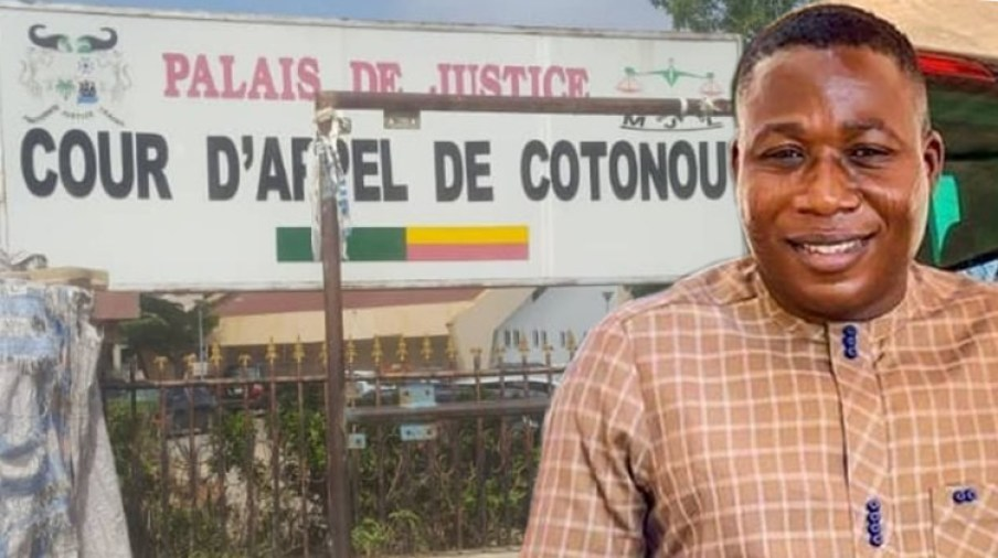 Sunday Igboho in Benin Republic