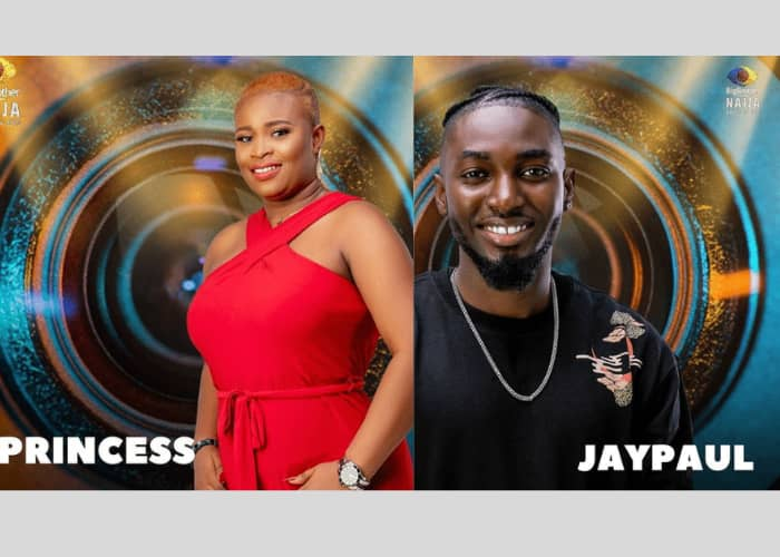 BBNaija S6: Jaypaul is first person I connected with, says Princess