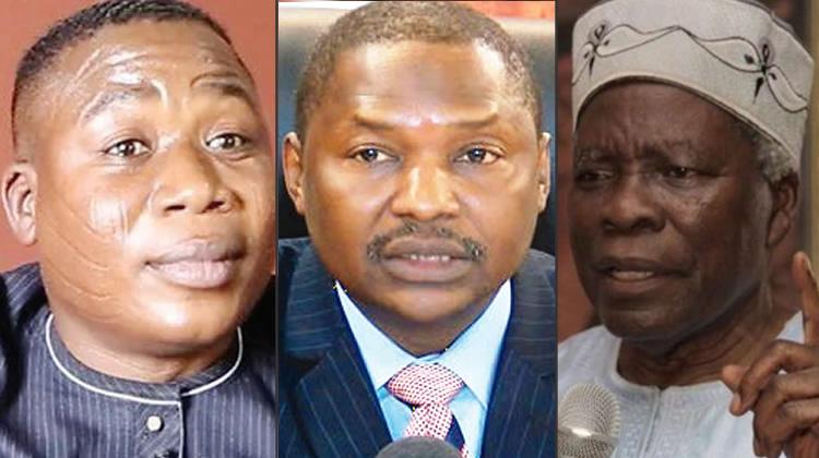 Igboho, Malami and Akintoye
