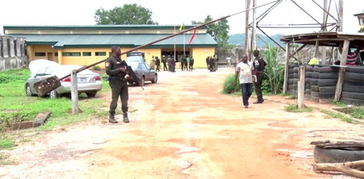 Invaded Kogi jail has 200-man capacity, houses 294 inmates -Report - Punch Newspapers