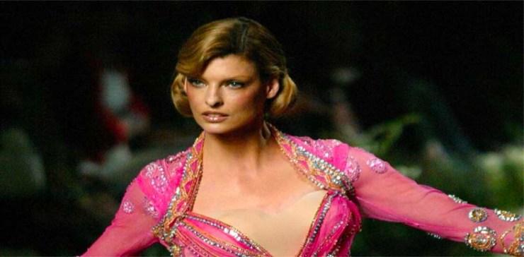 Ex-model Evangelista seeks $50m over beauty procedure gone wrong