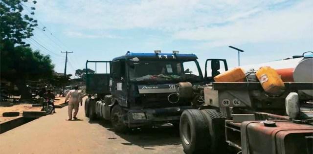 Niger roads