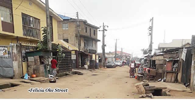 Felicia Oke Street