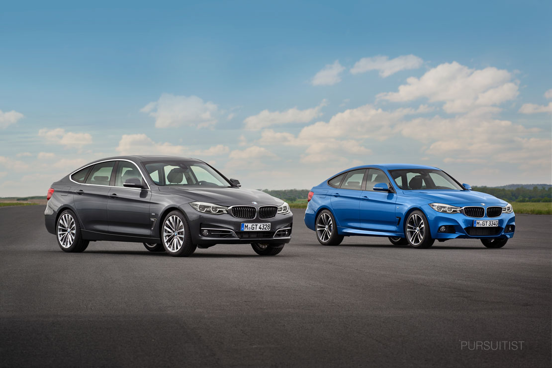 New BMW 3 Series Gran Turismo Preview Pursuitist