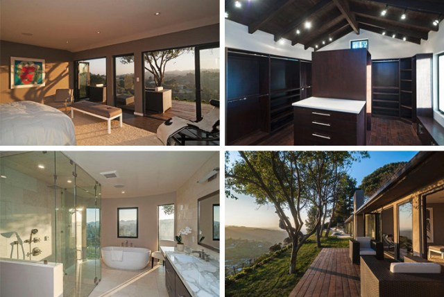 Chris Evans' Los Angeles House