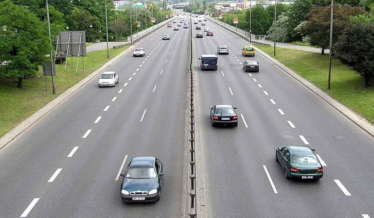 Carreteras nuevas para reducir la contaminación