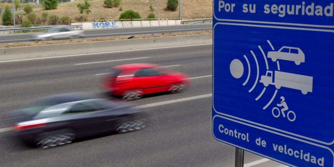 Nuevo récord de exceso de velocidad: 297 km/hr