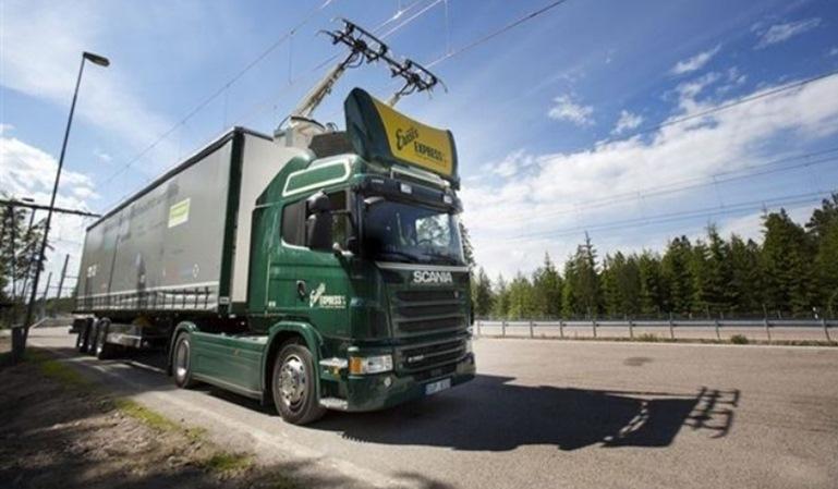 Suecia estrena la primera carretera eléctrica