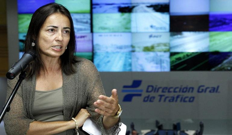 Dimite María Seguí, directora de la DGT